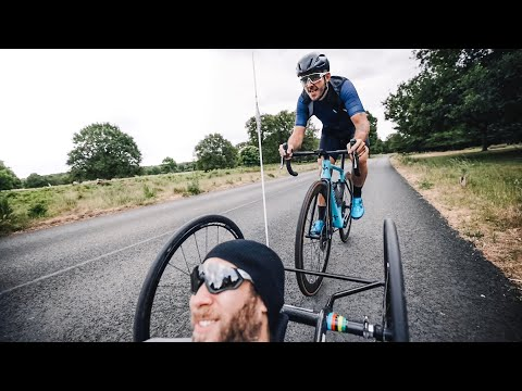 Pushing a paraplegic man up a hill because his bike exploded mp3 yukle - MAHNI.BIZ