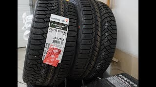2018 Audi RS3 - Kumho Wintercraft WP72 Winter Tires