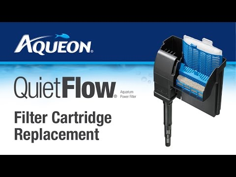 Aqueon Replacement Filter Cartridges Small (3 pk) Video