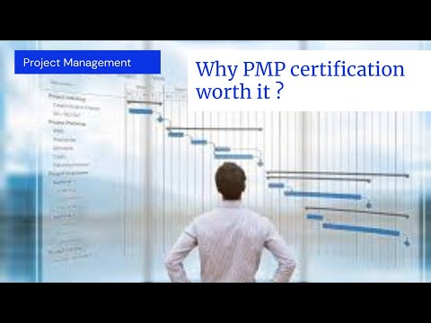 Why PMP certificate worth it - YouTube