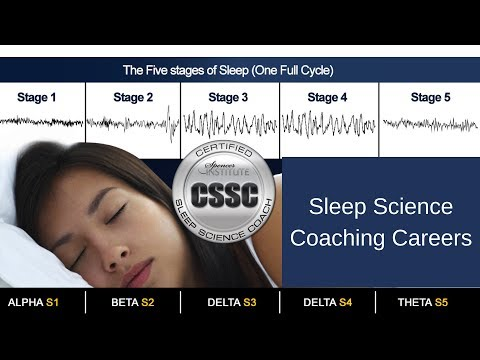 Sleep Science Coach Certification and Career Options - YouTube