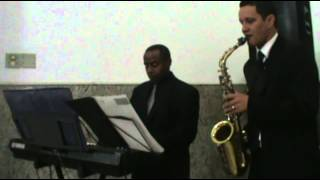 Athrios Band Forever In Love Kenny G Teclado E Sax