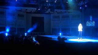 Faye - Breathe Out at Clothes Show Live 2012