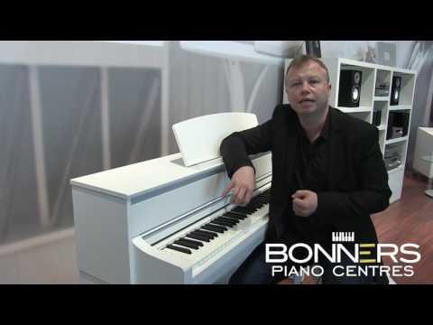 Yamaha CLP675 Clavinova Digital Piano UK Buyers Guide & Demonstration