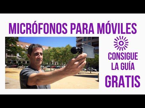 Micrófonos Externos para Móviles y Tablets - LA GUÍA DEFINITIVA EN ESPAÑOL