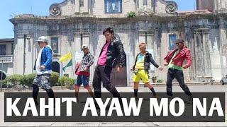 KAHIT AYAW MO NA [Remix] Dj RANZ ft this Band | Dancefitness | by Teambaklosh