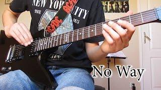 NO WAY - DREAM EVIL (COVER)