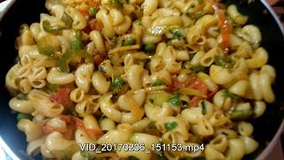 Veg Macaroni Indian Style Recipes – Indian Style Masala Macaroni Pasta| Macaroni Recipe in Hindi |