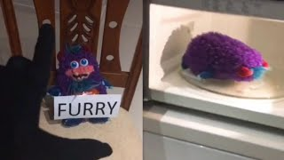 Funny Tik Tok Ironic Memes Compilation V20 Best Tik Tok Trolls gamers vs furries continues