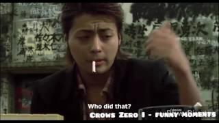 Crows Zero I - funny moments