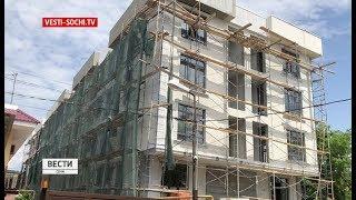 Более полусотни незаконно построенных домов снесут в Сочи