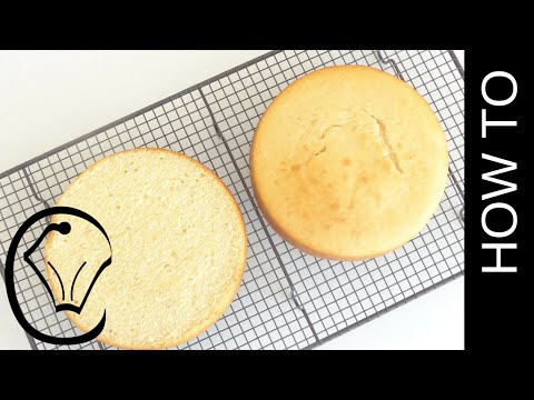 Video Easy Moist Vanilla Cake From Scratch How To by Cupcake Savvy's Kitchen