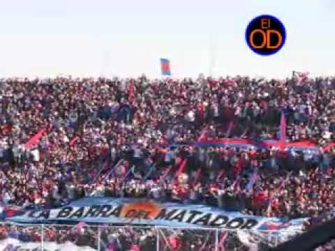 """""""Tigre 2 - Independiente 2 - Las tribunas y los goles del Matador (2012)"""" Barra: La Barra Del Matador • Club: Tigre"""