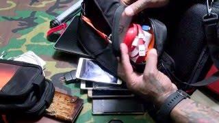 GruV Gear Club and Bento Bag