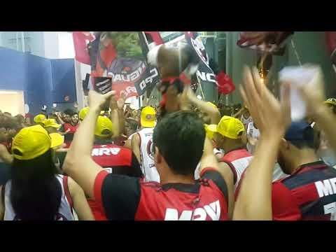 TODA FORMA DE AMOR Esquenta da Torcida Flamanguaça Flamengo