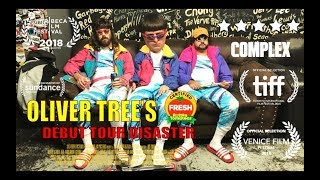 Oliver Tree's Debut Tour Disaster (FULL MOVIE 2018)