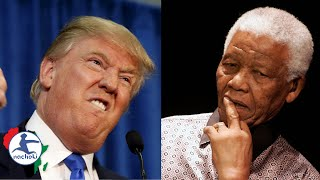 New Book on US President Trump Quotes Him Saying 'F**K Mandela He was no Leader'