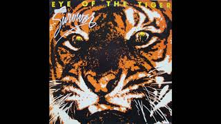 Survivor - Eye Of The Tiger (Vocals: Every Note Is E)