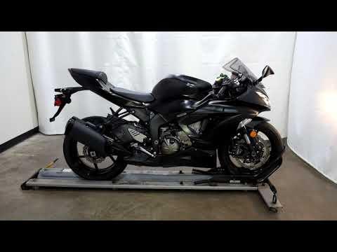 2015 Kawasaki Ninja® ZX™-6R in Eden Prairie, Minnesota - Video 1