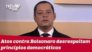 Jorge Serrão: 'Minifestantes' da esquerda promoveram mais um Mortadela Day
