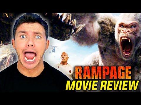 RAMPAGE – Movie Review