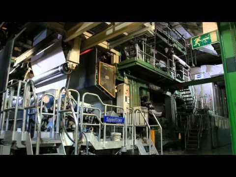 Vídeo corporativo Industria Papelera