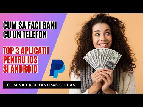 Ajuta cine câștigă bani pe internet