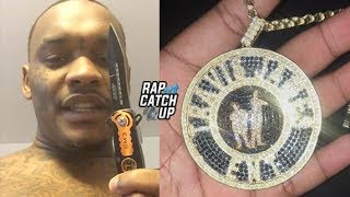 Glo Gang's SmokeCamp Chino Speaks On 22 Savage (Young 22)'s Chain Snatching + 22 Responds