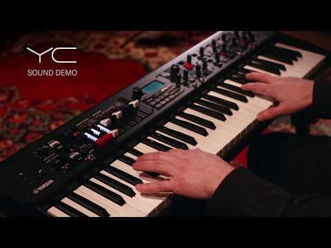 Yamaha YC61 Sound Demo