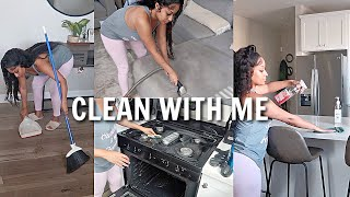 WATCH ME CLEAN MY ENTIRE HOUSE! (this will give you motivation to clean)