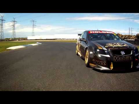 Holden Racing Team's 2013 Holden Commodore