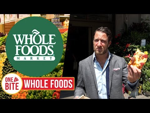 Barstool Pizza Review - Whole Foods Market