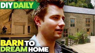 DREAM Barn Restoration   Build A New Life In The Country   S01E07   Home & Garden   DIY Daily