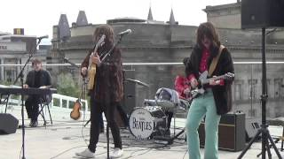 Them Beatles - One After 909 - Liverpool Central Library (Rooftop) 29.08.15