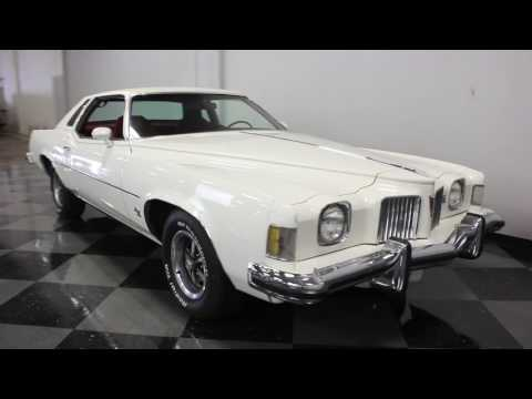 Video of 1973 Grand Prix Model J located in Ft Worth Texas - L2N9