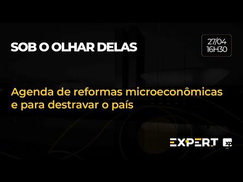 Agenda de reformas microeconômicas para destravar o país Participantes