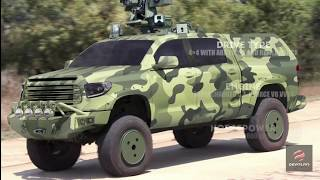 The Ultimate Vehicle: DEVOLRO Armored Trucks And Bullet Proof Vehicles MADE IN USA (2017)