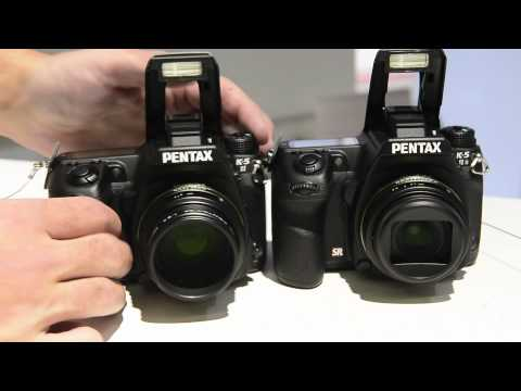 Pentax K5II and K5IIs - hands on