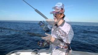 How to: Jigging for kingfish