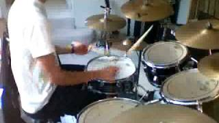 In the Hot, Hot Rays - Fleet Foxes - Drum Cover (2009)