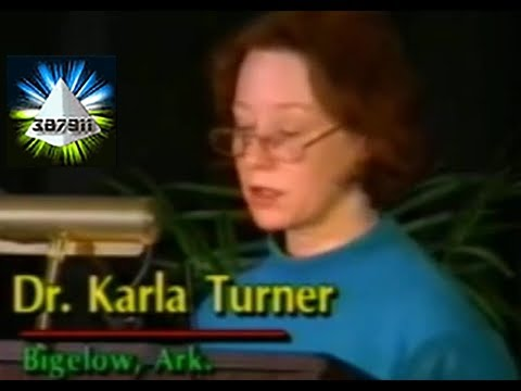 Karla Turner ✪ Masquerade of Angels ET Agenda UFO Disclosure ♦ Grey Alien Abduction 4