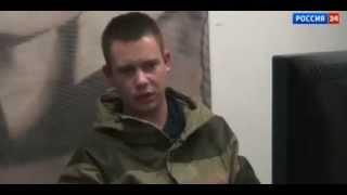 Видеодневник ополченца Константина Трифонова. Часть 2. Война между своими и своими.