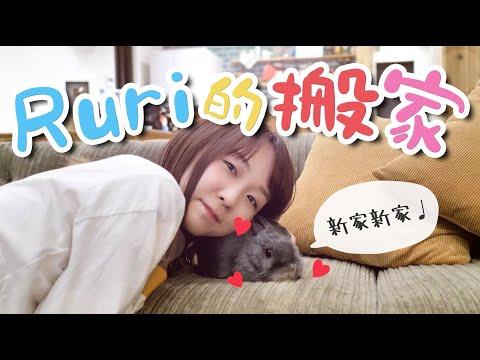Ryuu跟Yuma把兔子帶到新家的反應