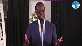 Meru governor Kiraitu Murungi on Jubilee party wrangles