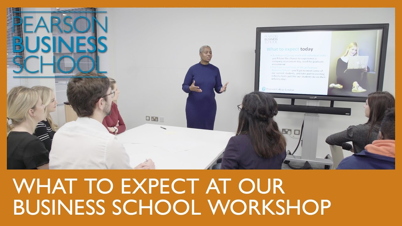 What to Expect at a Business Workshop