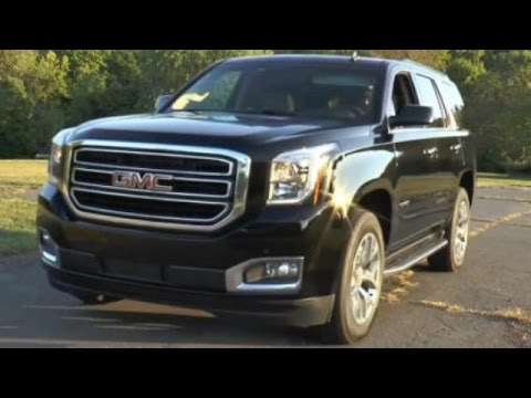 2015 GMC Yukon SLT Video Review