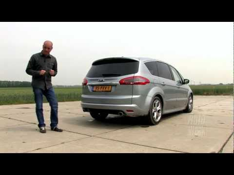 Ford S-Max 2.2 TDCi roadtest (english subtitled)