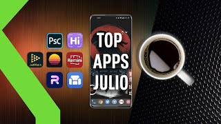 TOP 7 APPS GRATIS | Las MEJORES aplicaciones de JULIO