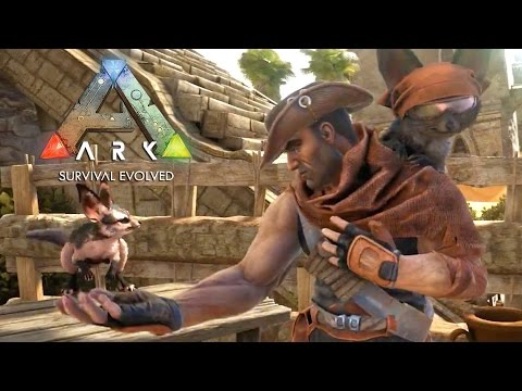 ARK: Survival Evolved - PS4 Launch Trailer thumbnail