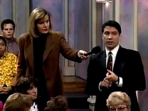 Silicone Gel Breast Implants - Jenny Jones Show - February 27, 1992 Video Image